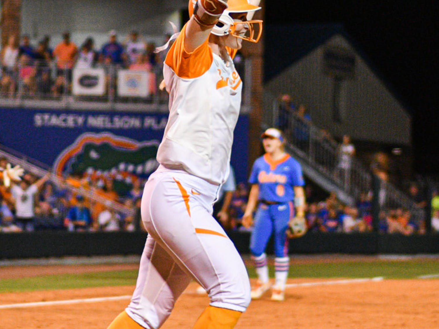 Tennessee forced a do-or-die Game 3 in the Gainesville Super Regional with an extra-innings win over Florida on Saturday.