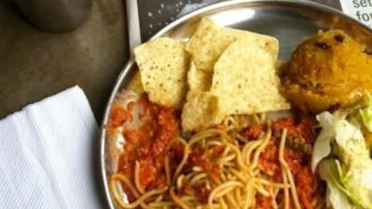 Spaghetti Wednesdays are gone. Hare Krishna is responding to numerous student complaints that the iconic Wednesday meal was hard to eat, by changing to an easier pasta meal.