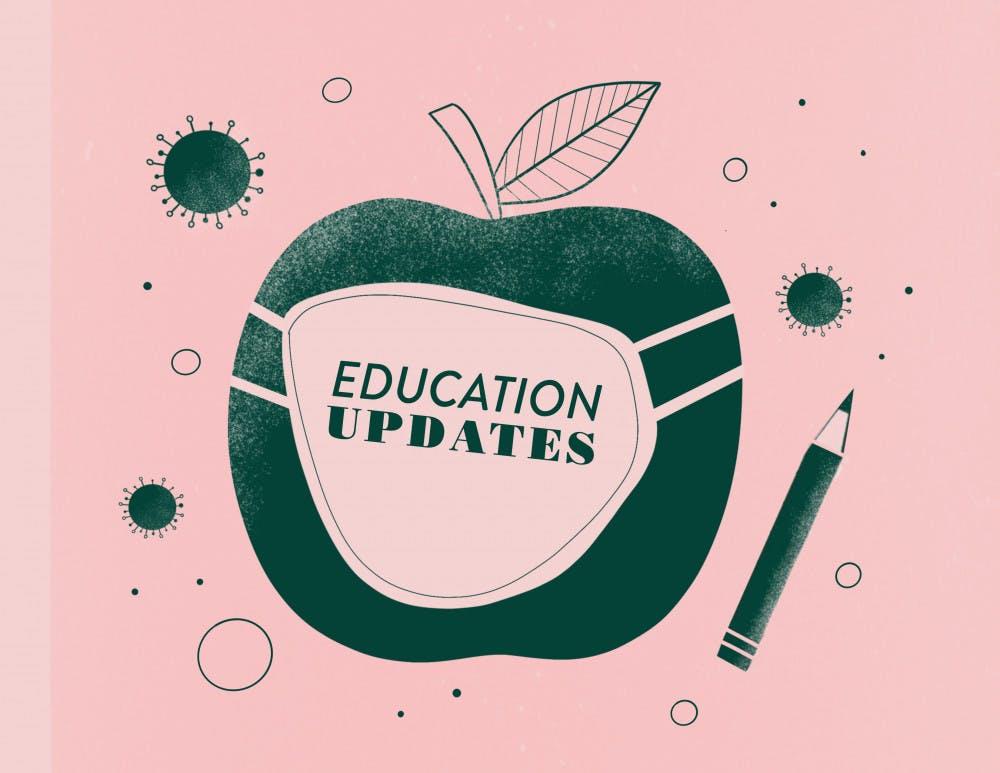 Education updates generic