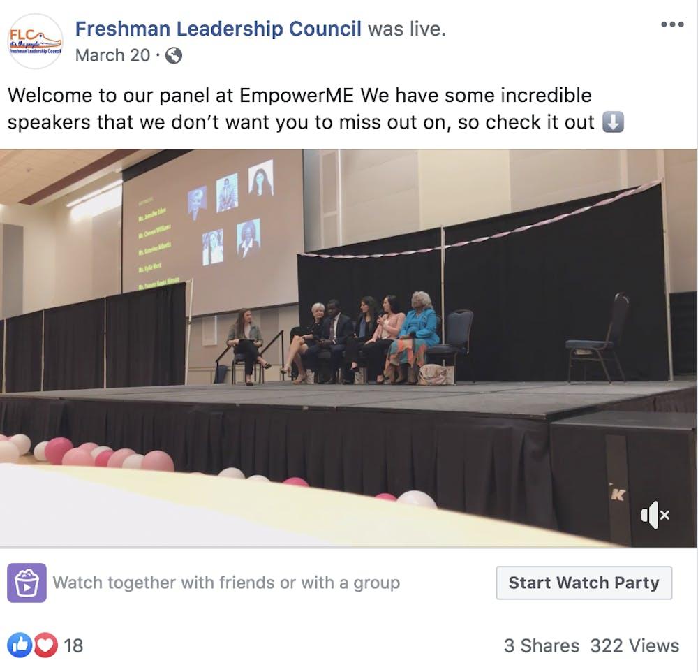 <p>FLC's last Facebook post from March 2019.&nbsp;</p>