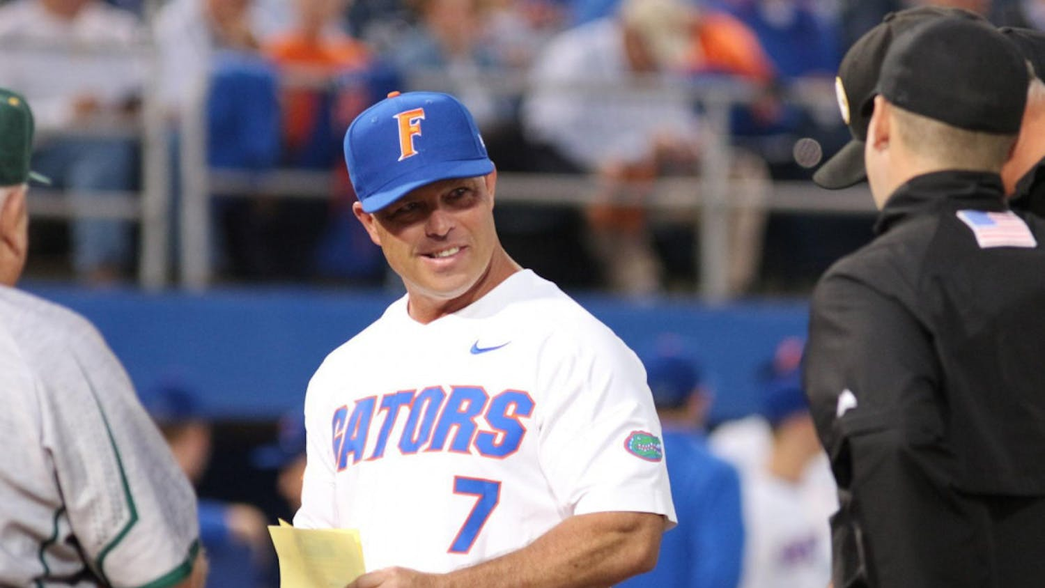 "Florida coach Kevin O'Sullivan said his team is ""trending upward"" after sweeping Missouri."