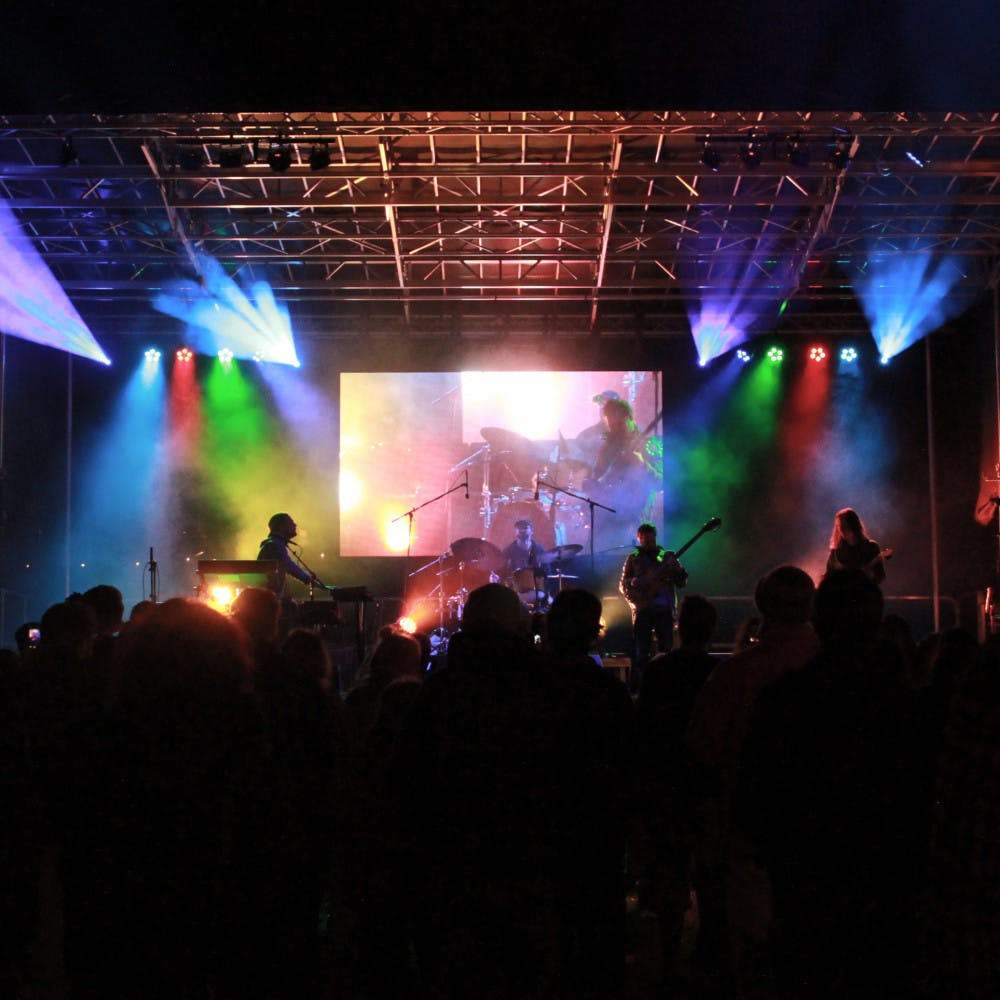 <p>The festival features 37 musicians with about half a dozen national acts, including headliner Shaun Martin. </p>