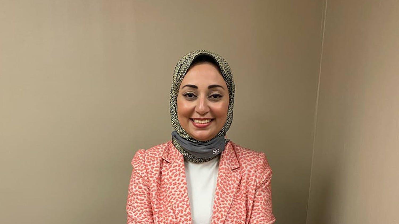 Photo courtesy of Dr. Mona Ahmed Ashour