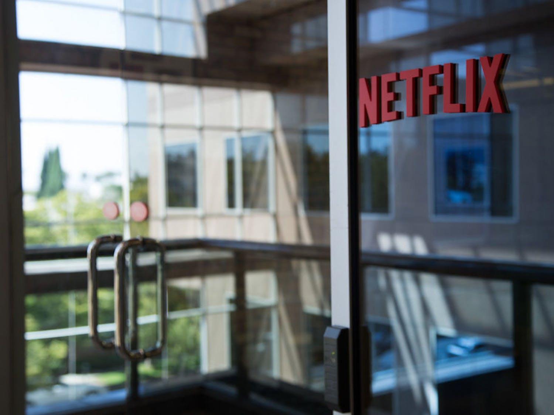 Netflix Office Interiors in Beverly Hills, CA on Friday, September 5, 2014. (Brandon Clark/ABImages)