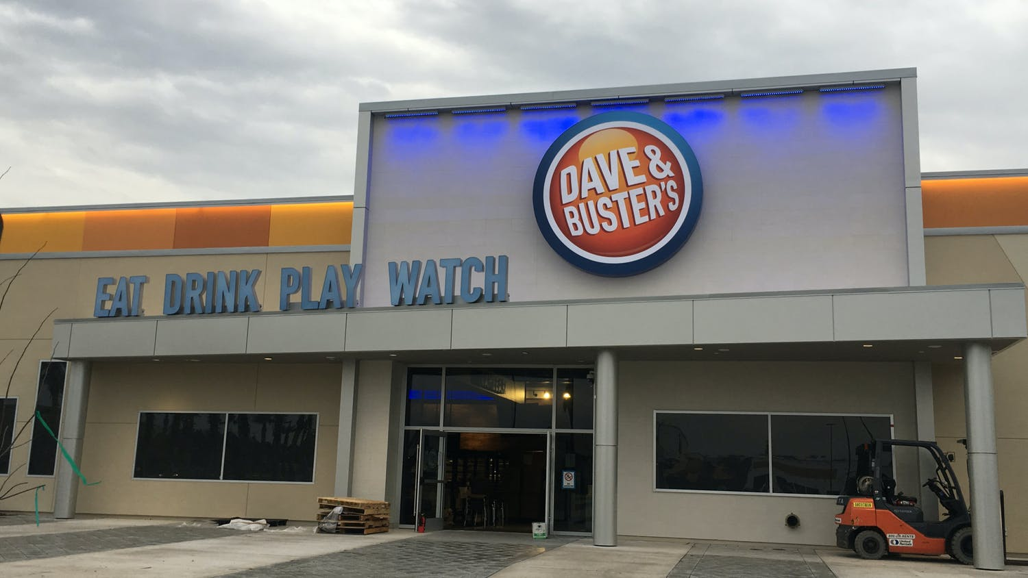 The Celebration Pointe location marks the debut of Dave & Buster's in Gainesville.