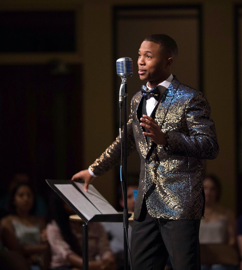 Decyo McDuffie will close out the Black History Month concert series Feb. 26.