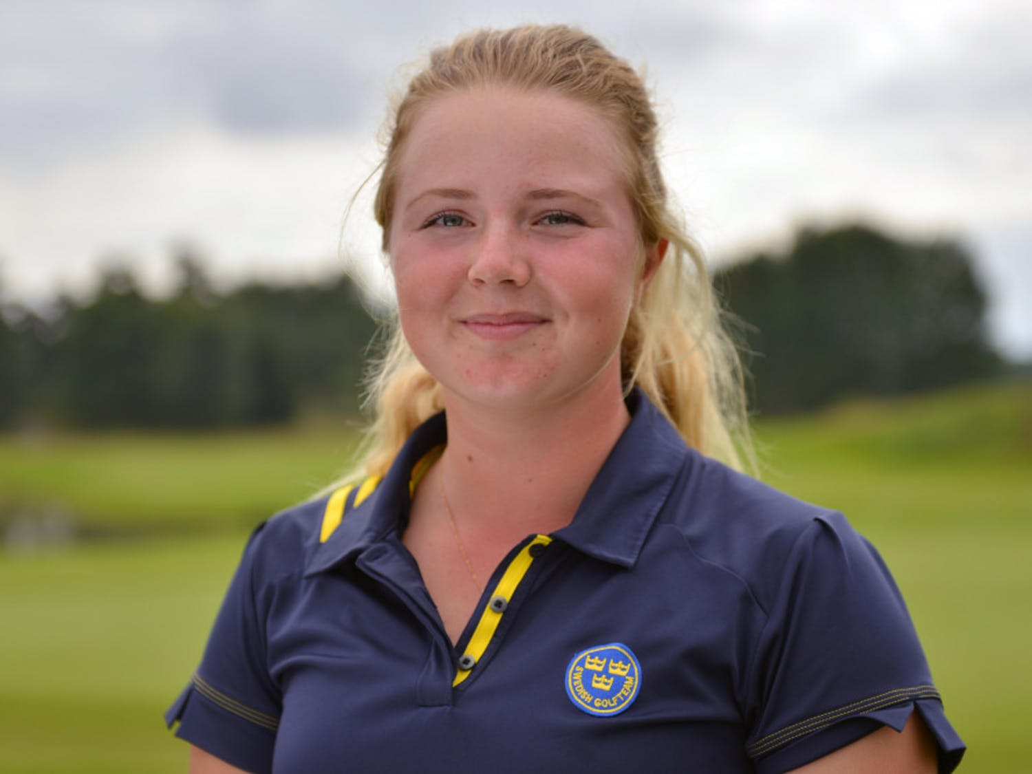 Elin Esborn finished in fifth place in the Ocean Course Invitational after shooting 2 under par in the tournament.