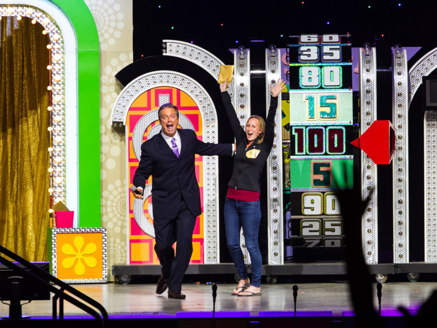 """""""The Price Is Right"""" live show will be hosted by the Stephen C. O'Connell Center, 250Gale Lemerand Drive, on April 16, 2020 at 7:30 p.m. Tickets went on sale Friday, and there are 3,200 seats available."""
