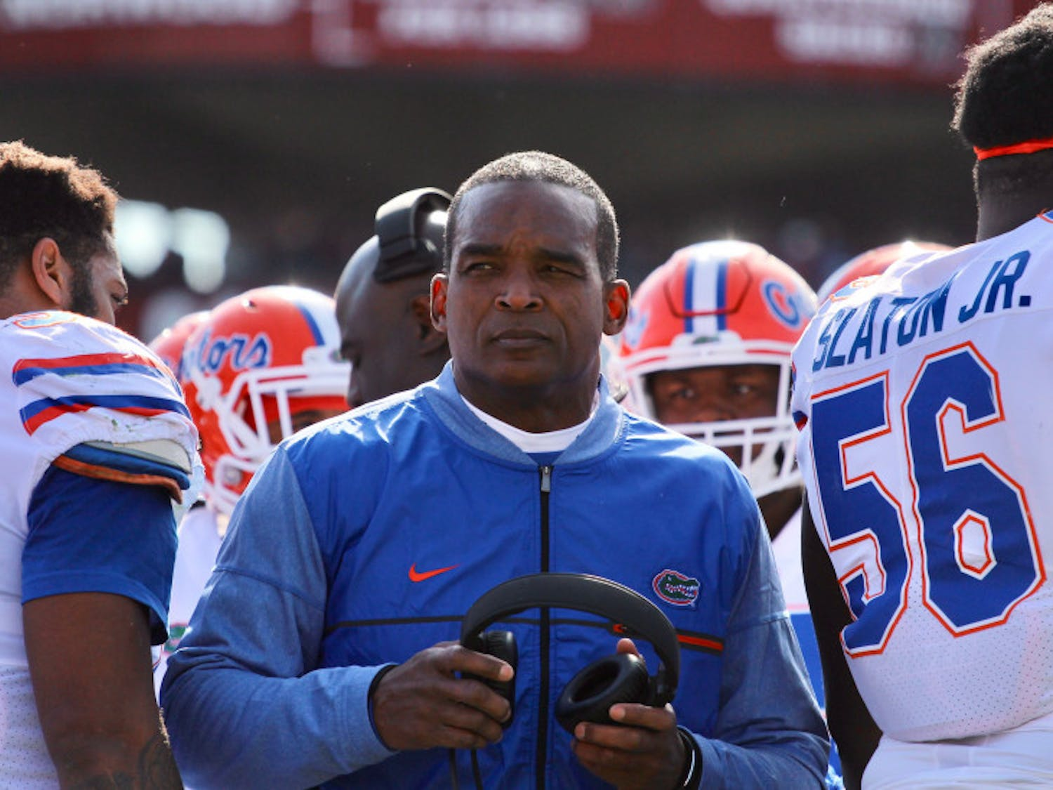 After practice on Tuesday, Randy Shannon said offensive lineman Antonio Riles likely won't play this week, adding to an already extensive injury list. Among the players out for the season are safety Marcell Harris, defensive lineman Jordan Sherit, center T.J. McCoy, running back Malik Davis, quarterback Luke Del Rio and offensive lineman Brett Heggie, all of whom were starters.