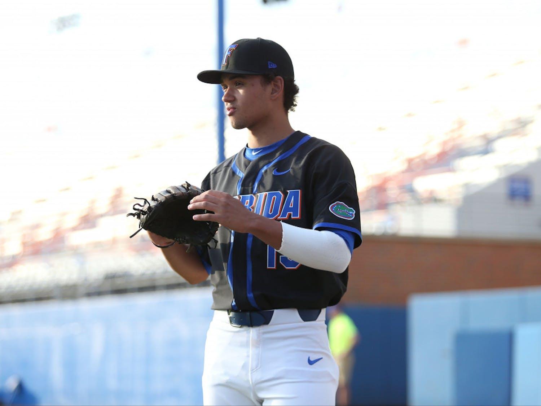Freshman Jordan Butler has allowed six runs in his last 9.1 innings pitched