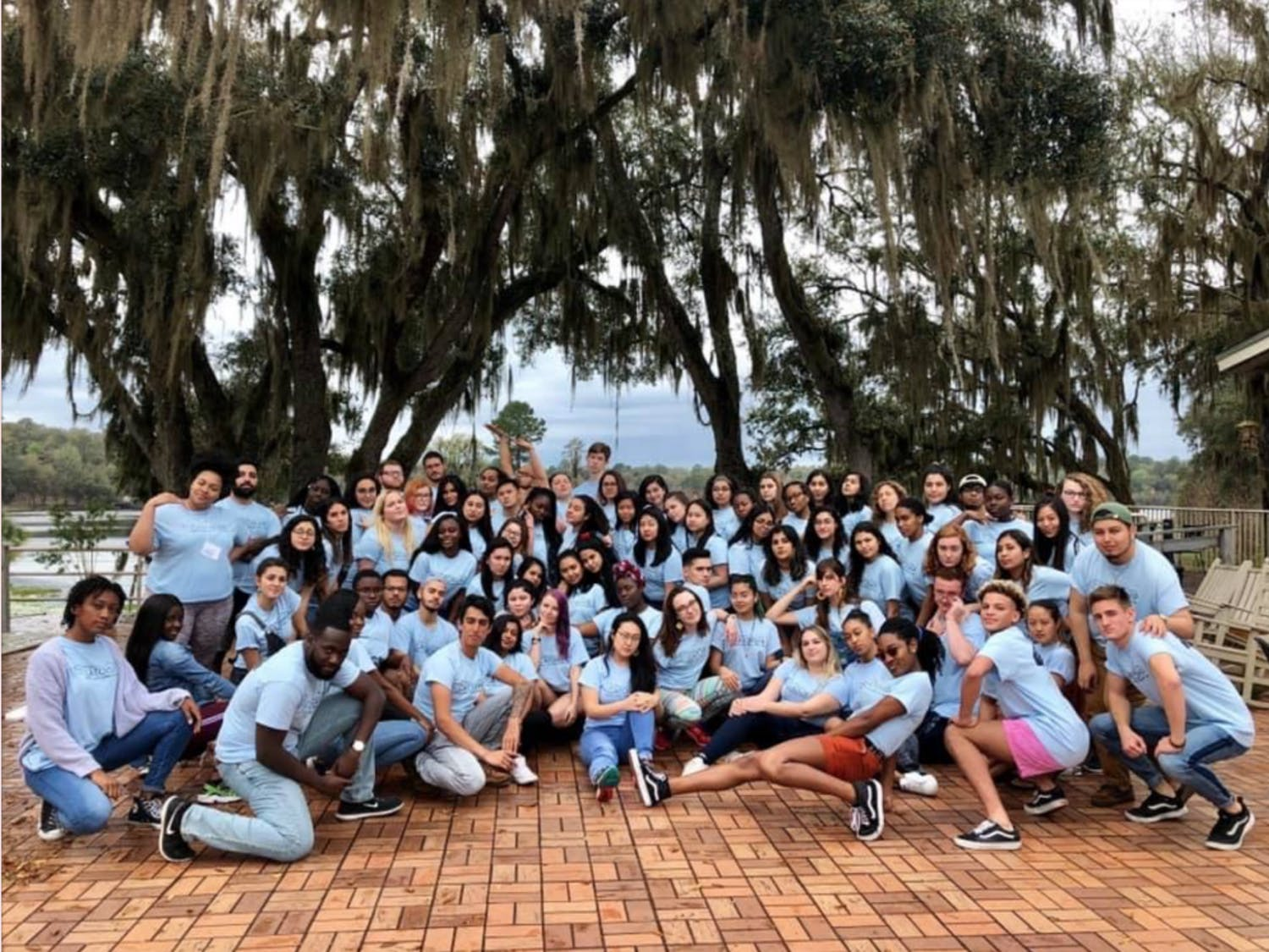 Emma Sanchez, a 19-year-old UF international studies sophomore, attended the fourth weekend of Gatorship in Spring 2019.