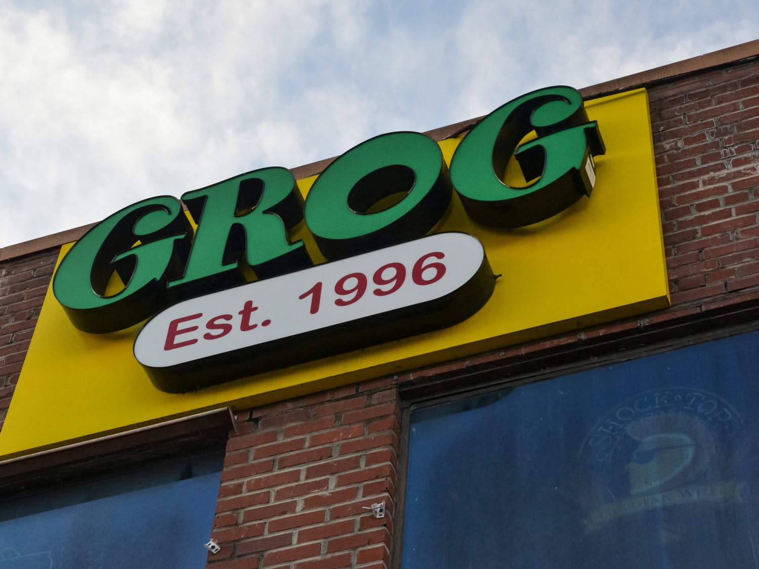 """Grog, a bar in midtown Gainesville, closed after a city inspection uncovered structural defects in the building. """"The city under code enforcement has shut down Grog House 1718 W University Ave.,"""" Gainesville City Commissioner David Arreola tweeted Wednesday. """"The floor is unstable and could collapse into Balls downstairs."""""""