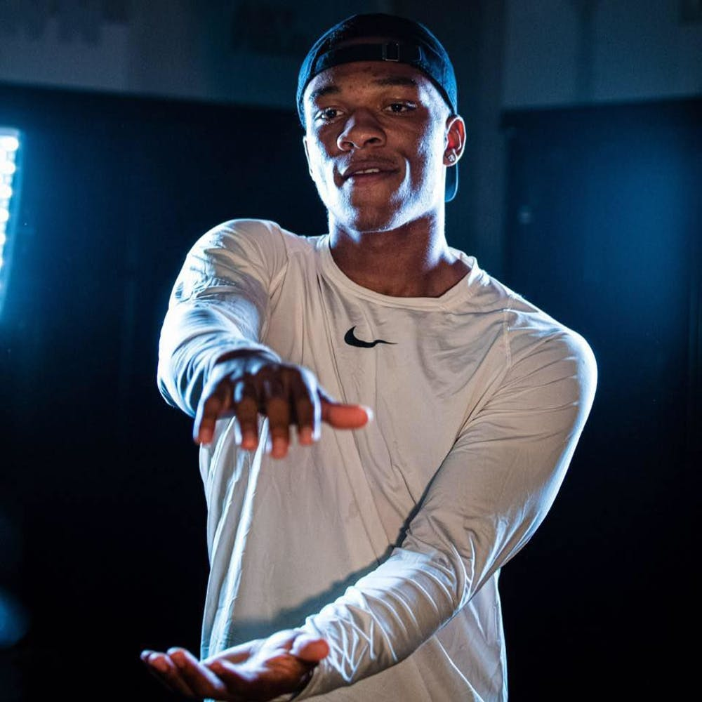 """<p>Anthony Richardson, 17, will be featured on season 4 of the Netflix show """"QB1: Beyond the Lights."""" Richardson is the star quarterback of the Eastside High School football team.</p>"""