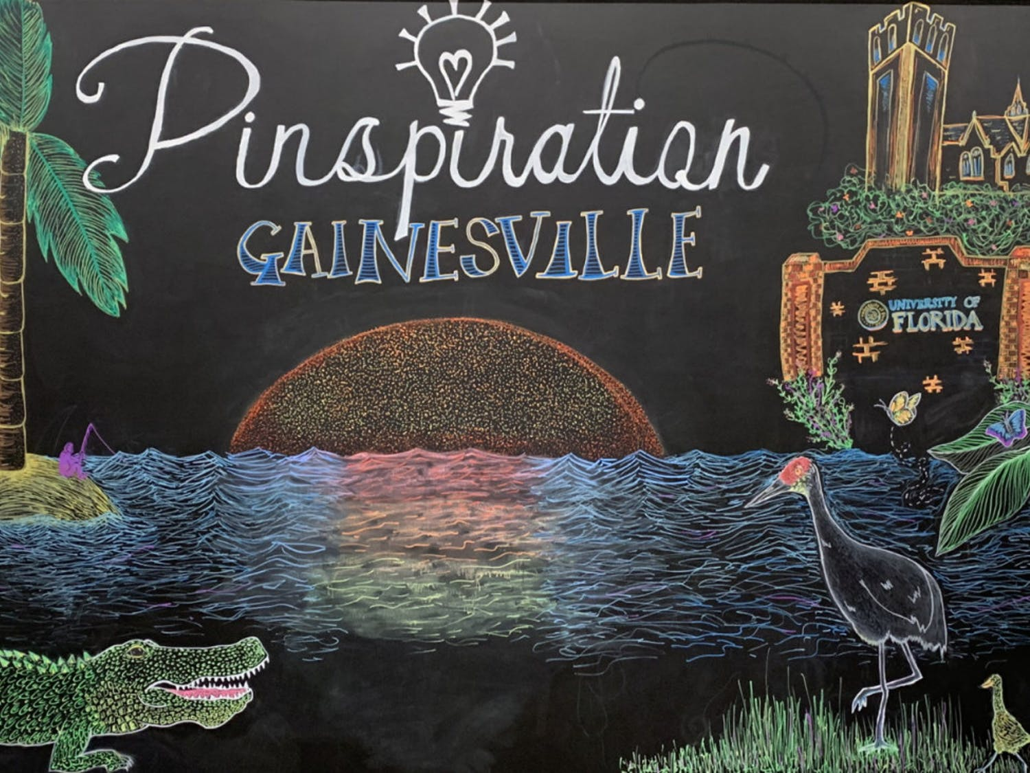 "Because most families will be spending Mother's Day at home, Pinspiration Gainesville is offering a multitude of Take-Home Craft Kits for curbside pickup — including a special Mother's Day DIY gift bag, ""paint along"" canvases, fairy houses, faux aquariums and wooden ""celebrate"" calendars."