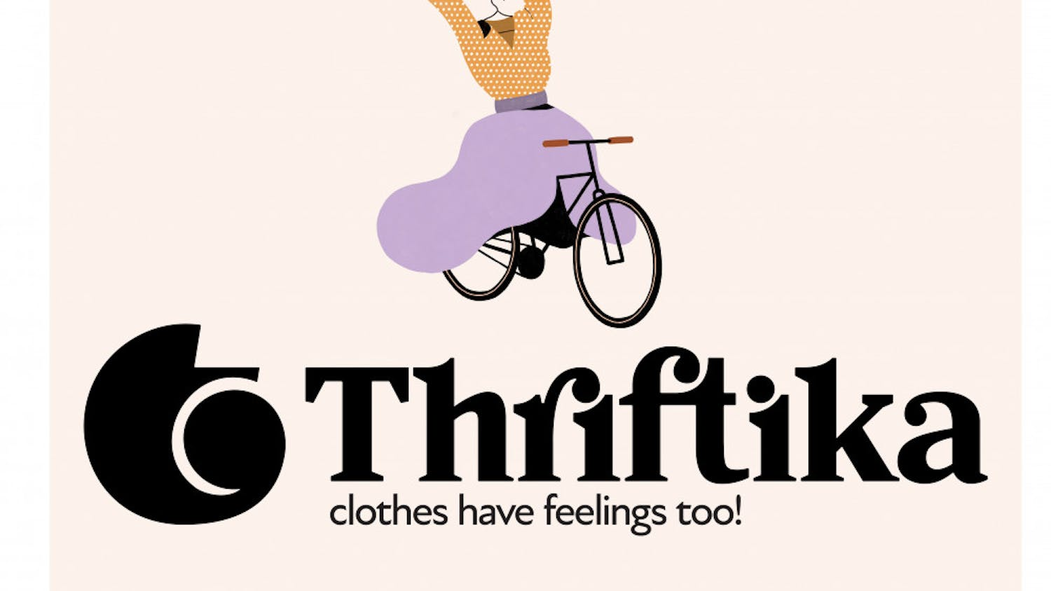 Maria Blokhina, a 25-year-old UF graphic design graduate student, created Thriftika to encourage fashion consumers to shop ethically through trade.