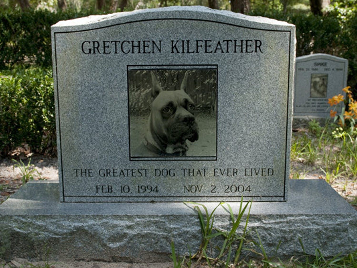 Garden of Love Pet Memorial Park provides a range of options for pet owners to bury their pets with all the dignity and splendor of their human counterparts.
