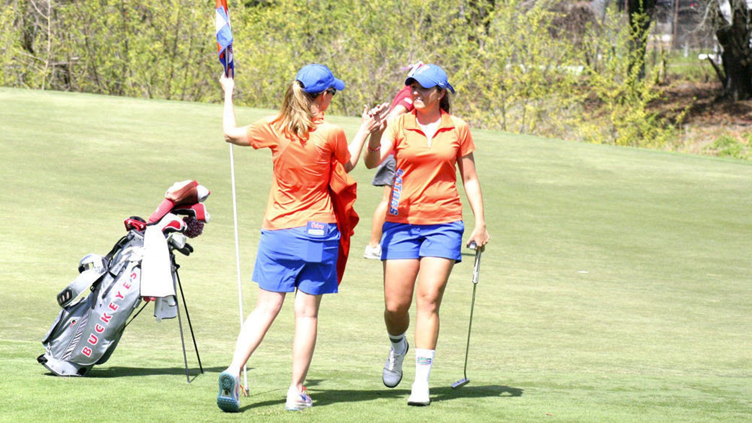 Despite many distractions and obstacles in the fall, the Gators women's golf team is preparing for a strong spring season.