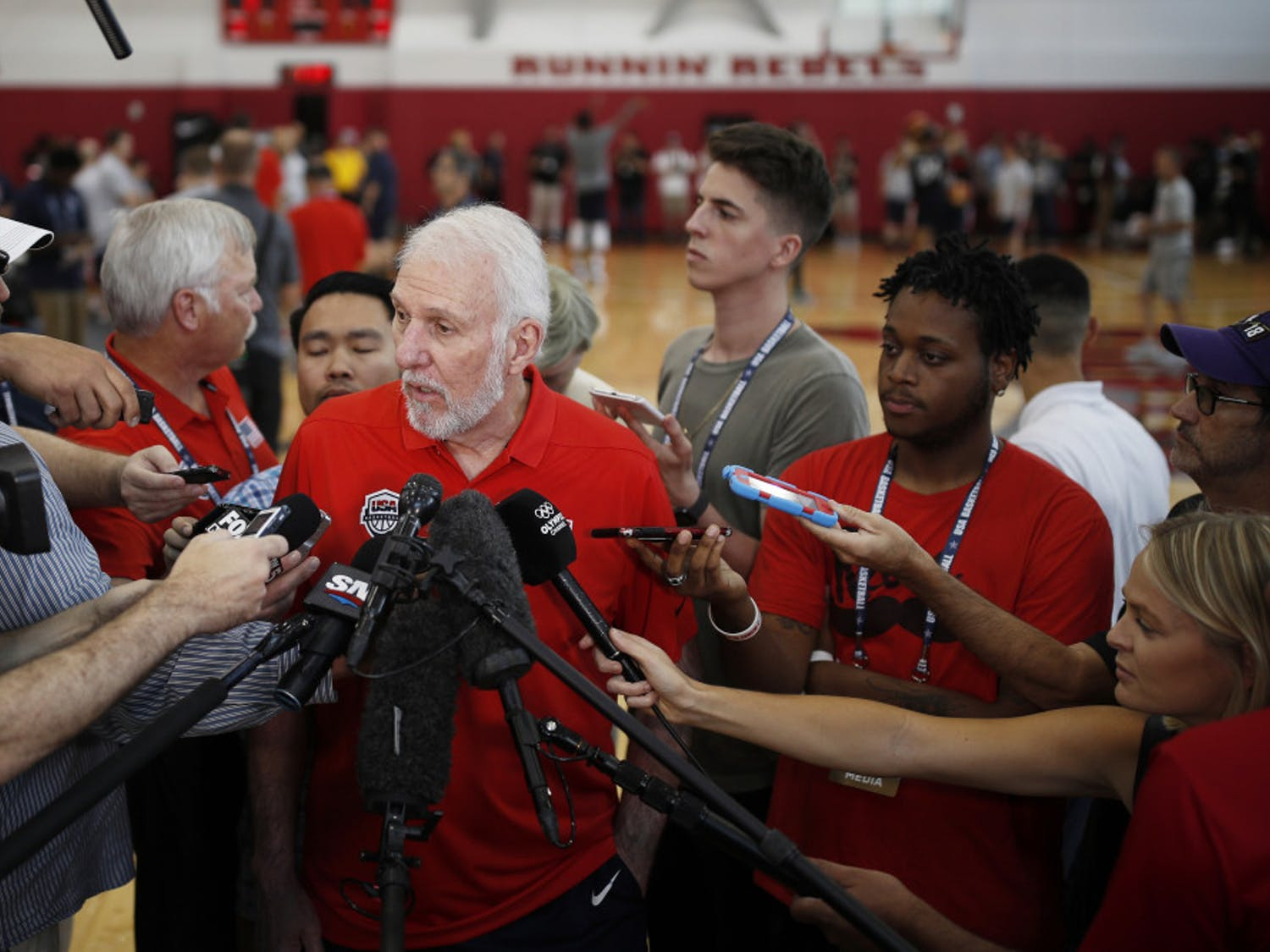 Team USA coach Gregg Popovich faces a tough challenge at the 2019 FIBA World Cup with so many star players set to miss the tournament.