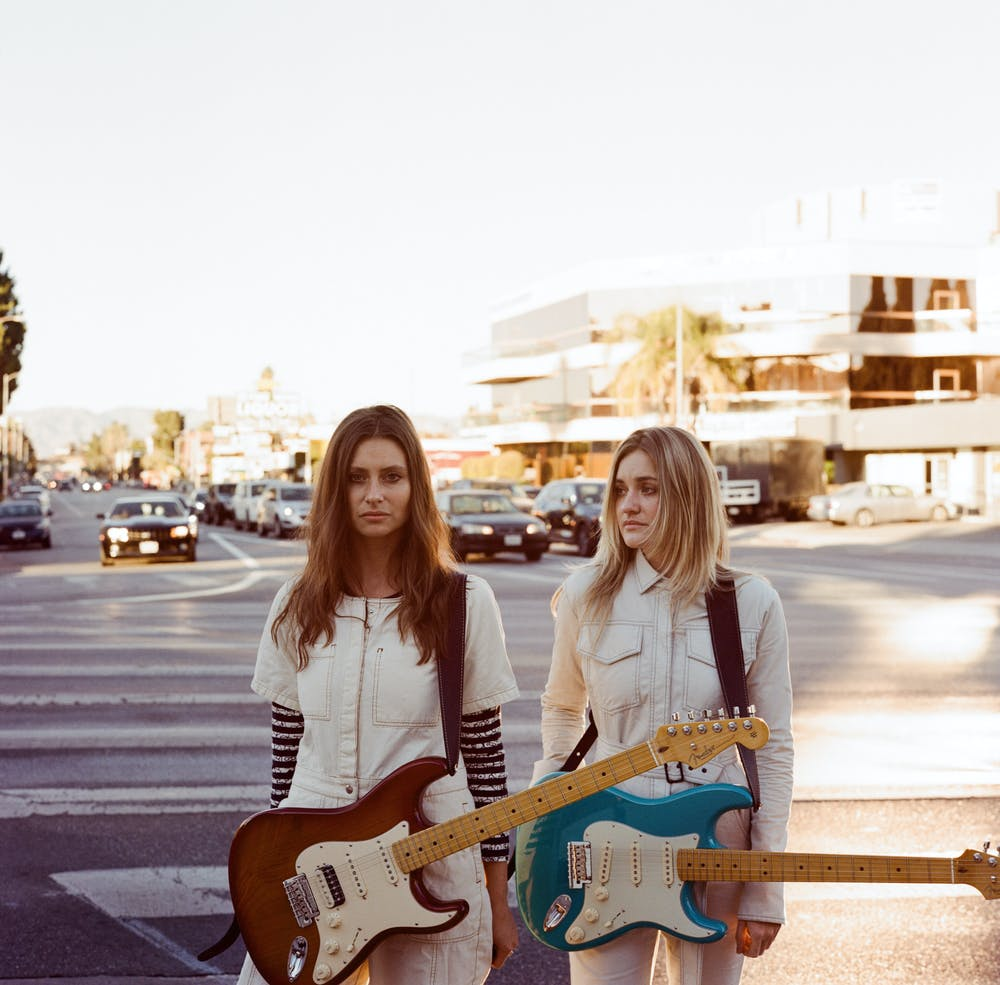 <p>&quot;Listen!!!&quot; will be featured on Aly &amp; AJ&#x27;s upcoming album, to be released in spring.</p>