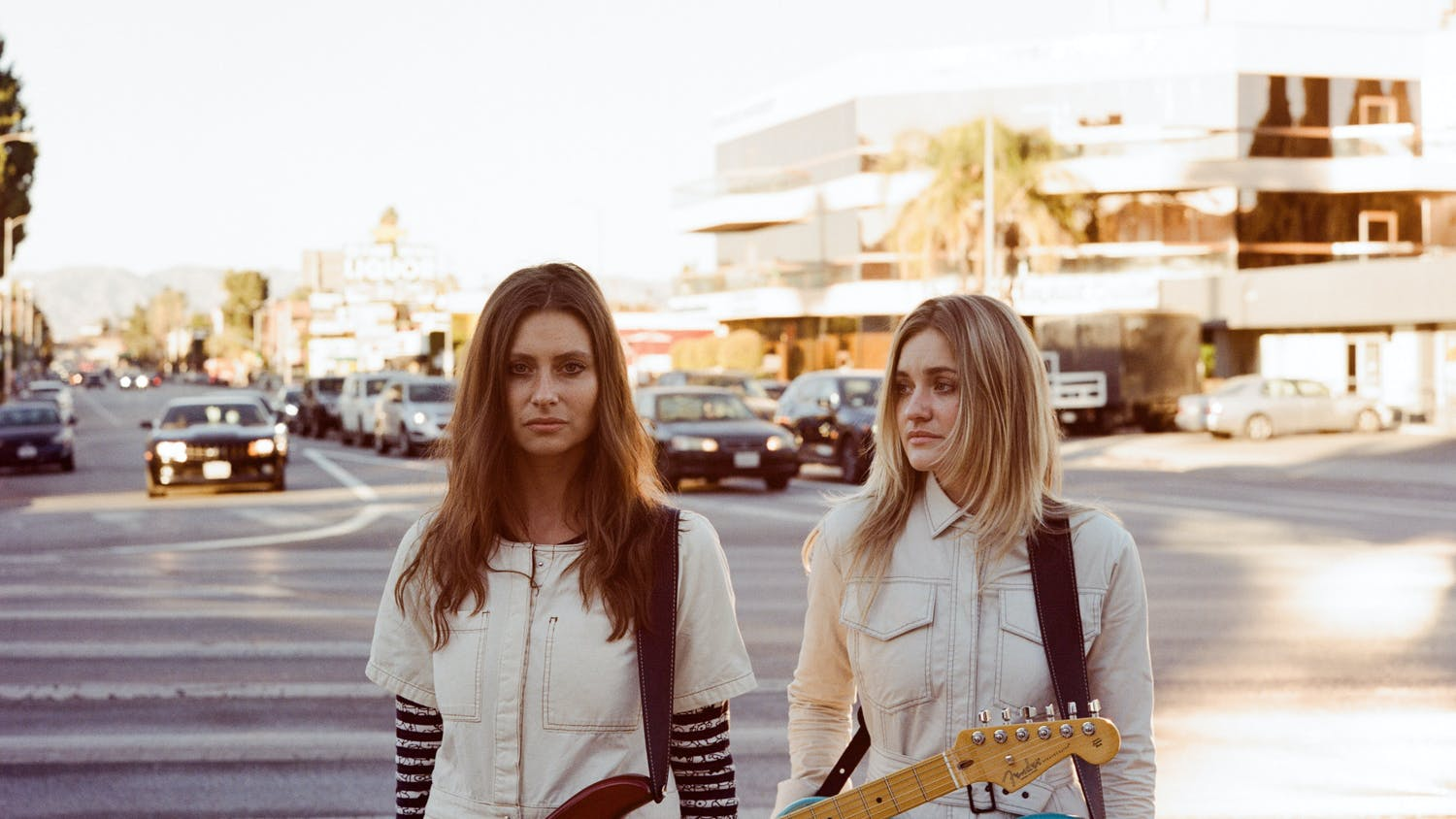 """Listen!!!"" will be featured on Aly & AJ's upcoming album, to be released in spring."