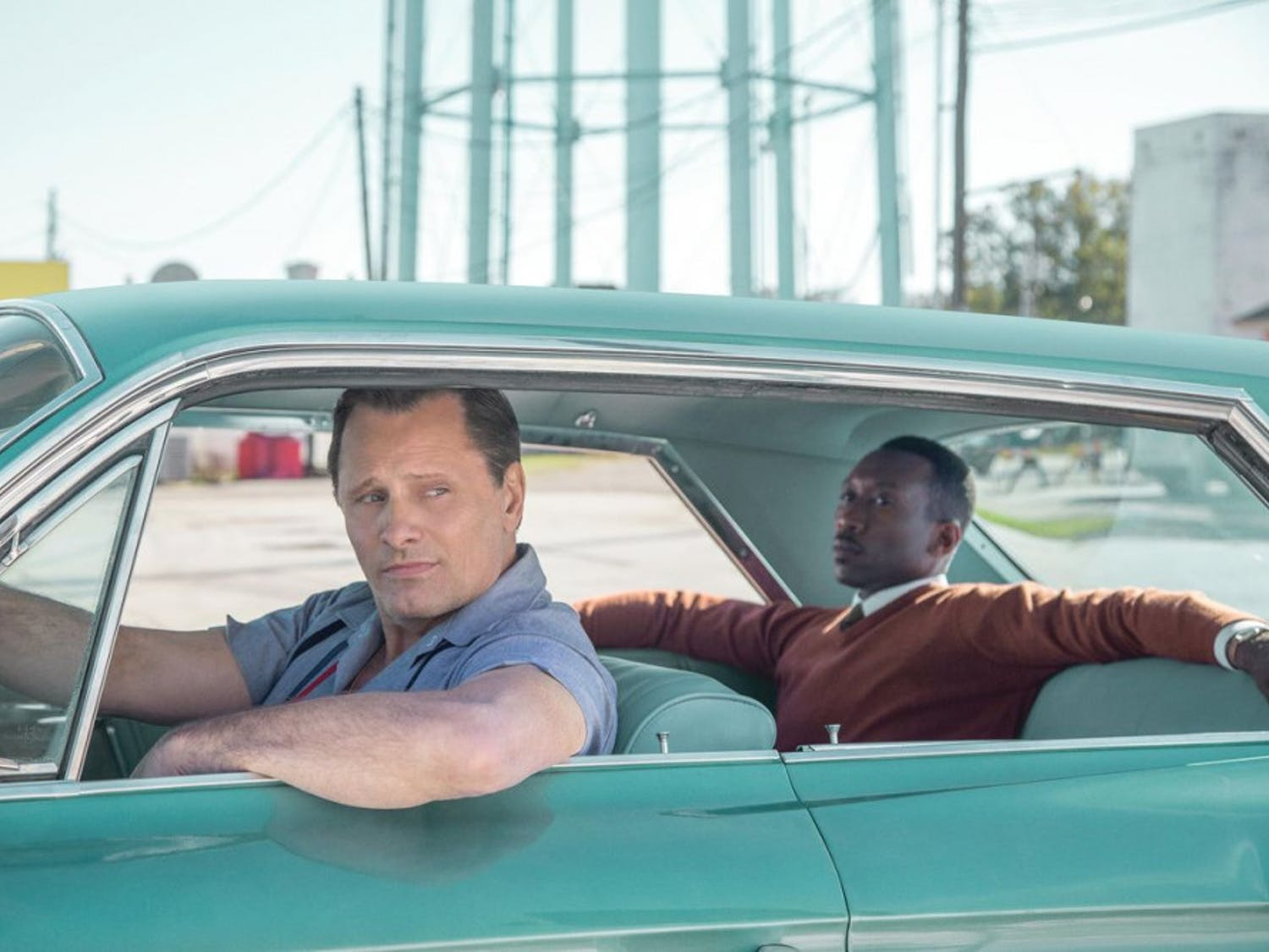 """Although the story is extremely problematic,Mahershala Ali, who played Dr. Don Shirley, and Viggo Mortensen, who portrayed Frank """"Tony Lip"""" Vallelonga, both had phenomenal performances."""