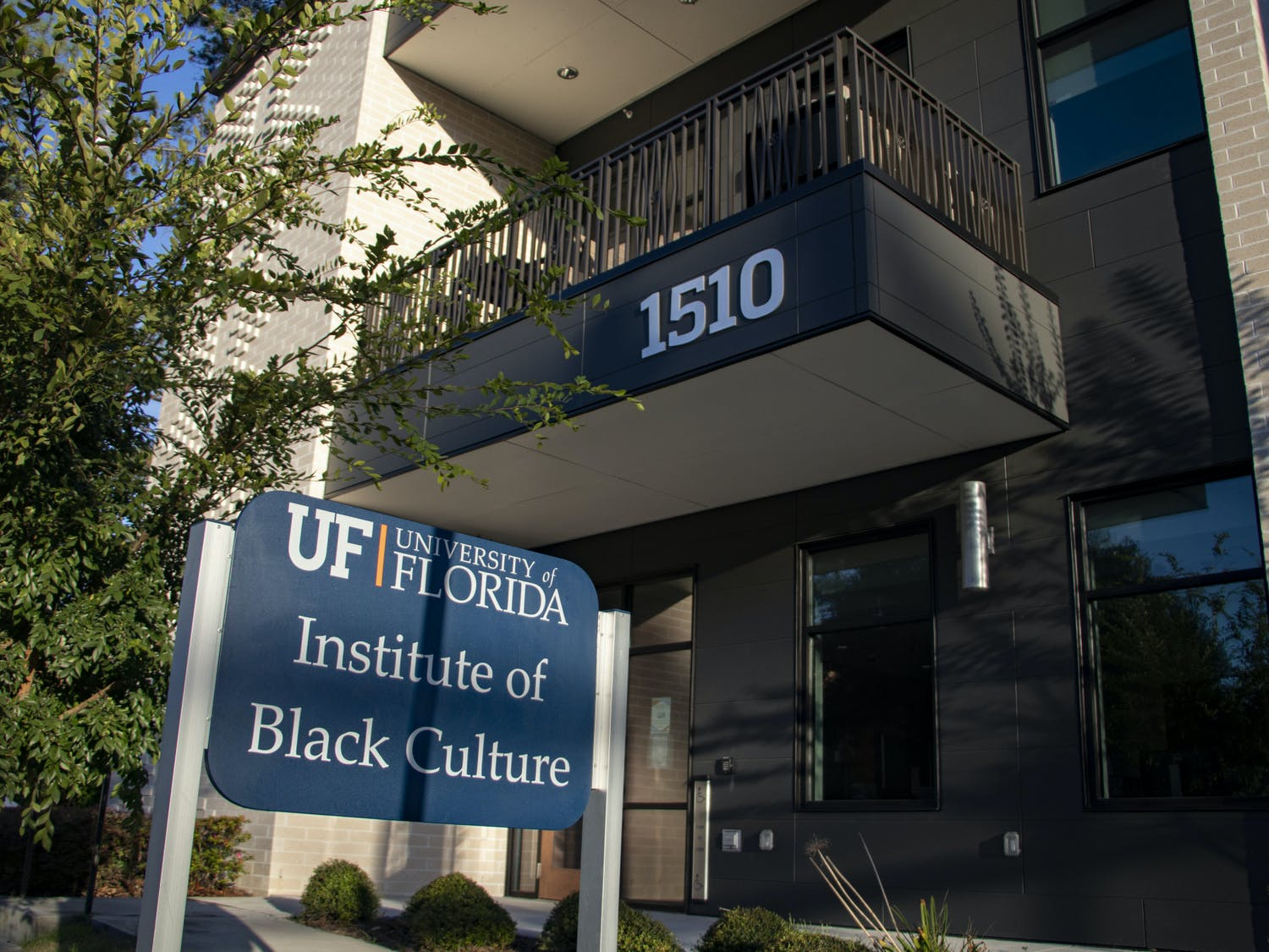 The Institute of Black Culture is seen on Wednesday, Oct. 20, 2021.