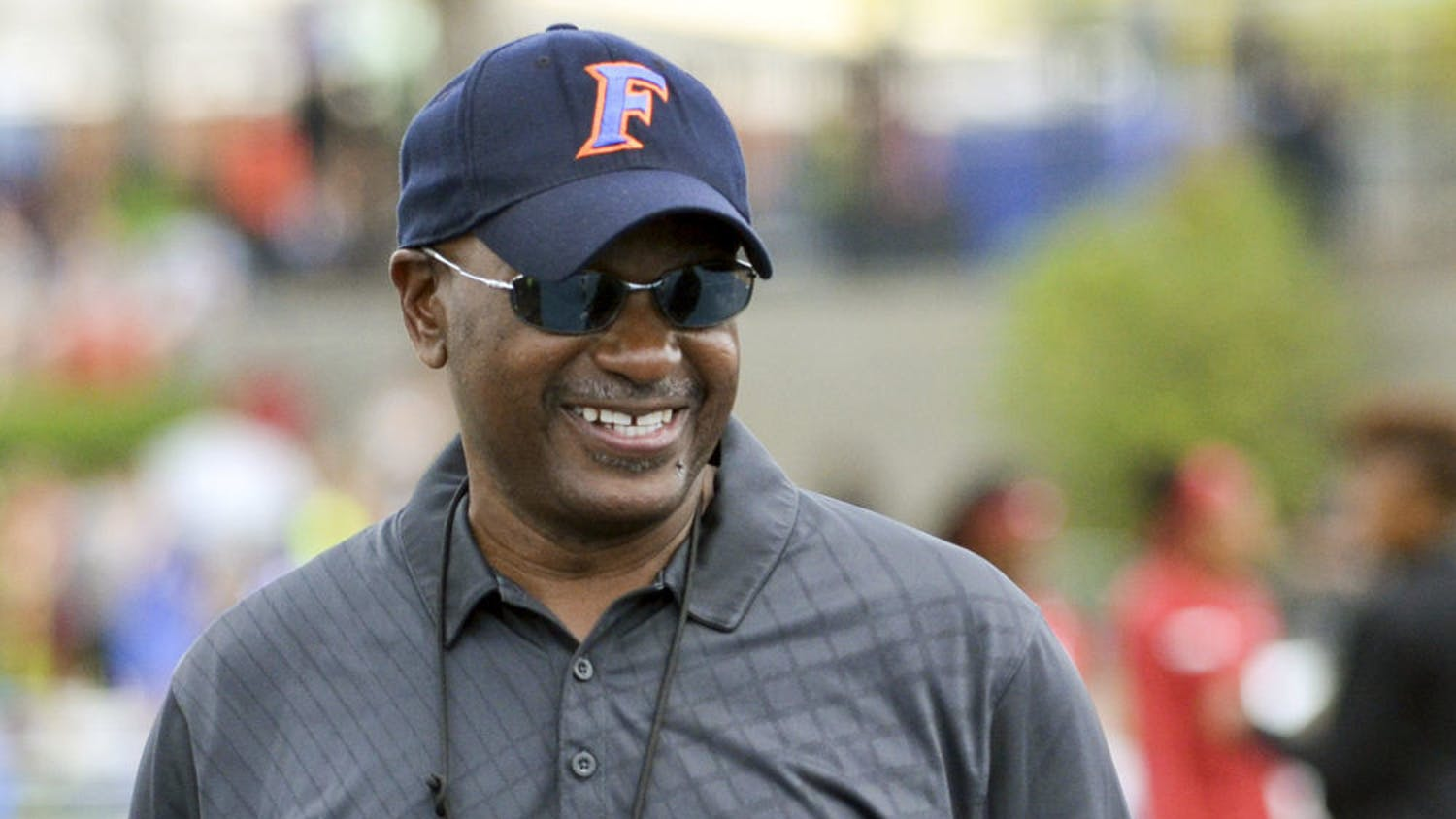 Coach Mike Holloway. The Gators will have six runners compete Saturday in the NCAA East Preliminary meet finals.