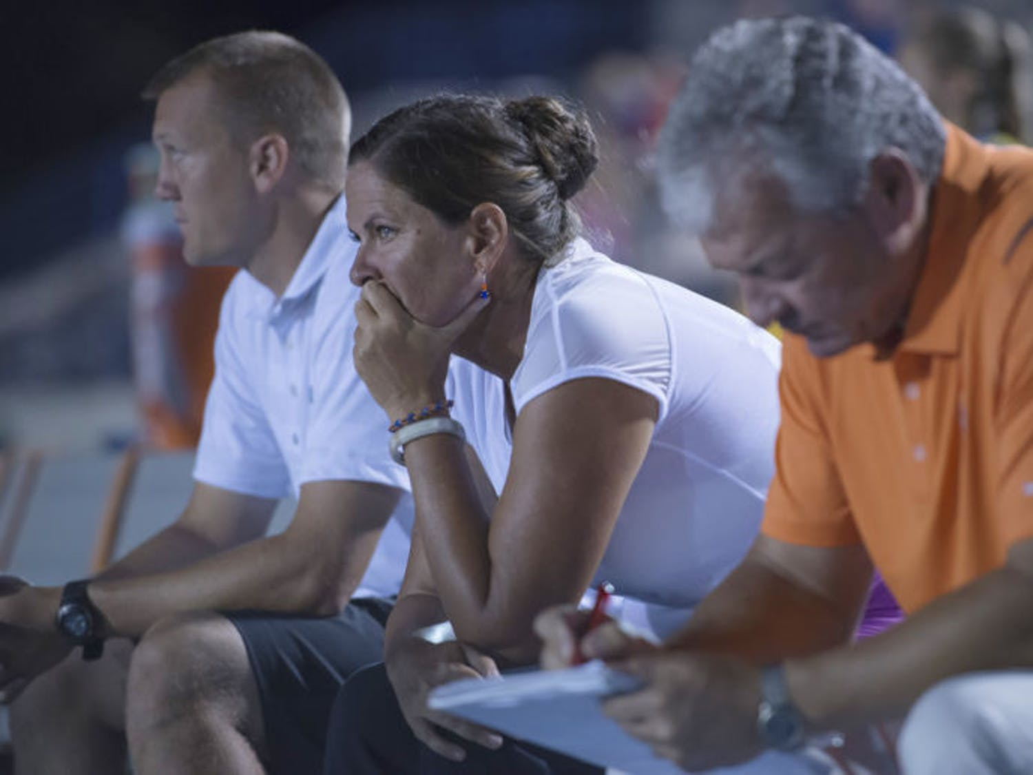 Becky Burleigh's announced her retirement as UF's head soccer coach after 26 years at the helm