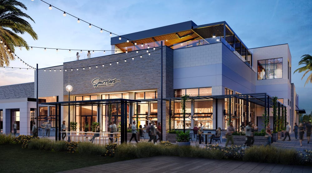 <p>The 16,700-square-foot restaurant will open in Celebration Pointe.</p>
