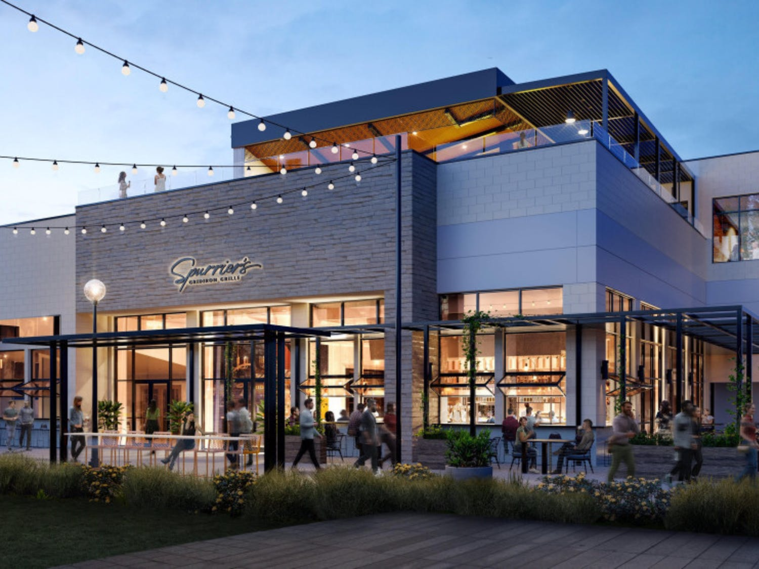 The 16,700-square-foot restaurant will open in Celebration Pointe.