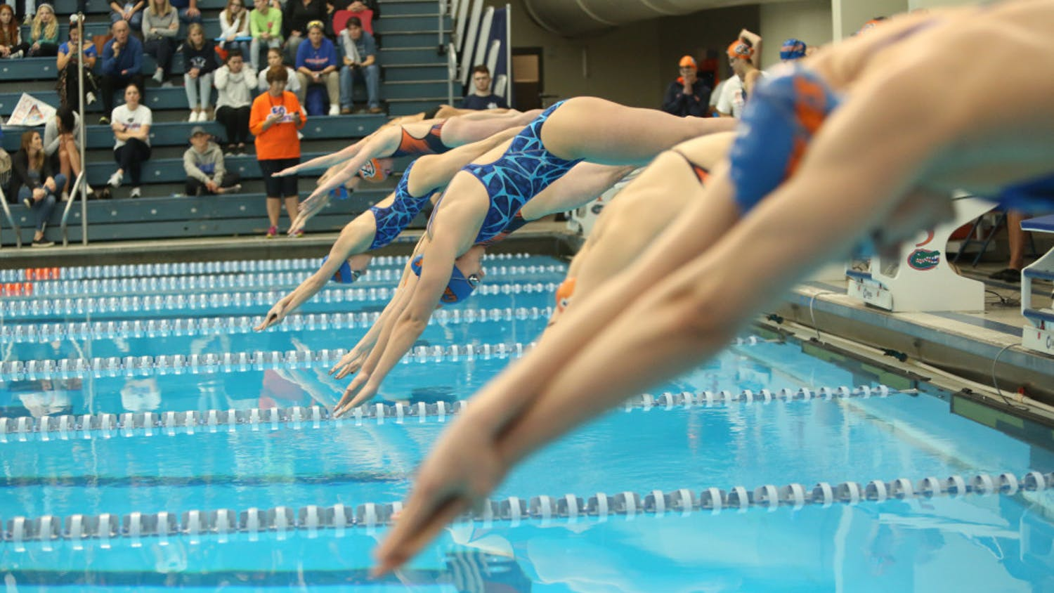 Florida's swimming and diving program will host an added dive meet against Miami Saturday.