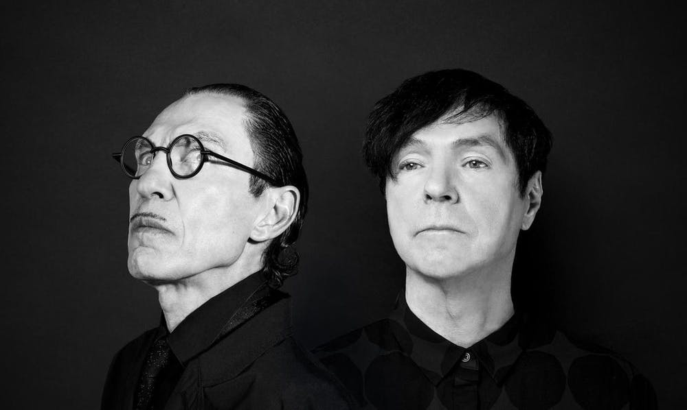 """With a seemingly never-ending list of special guest stars, """"The Sparks Brothers"""" gathers the most unlikely celebrities to showcase Ron and Russell Mael's otherworldly 50-year career as the band Sparks. (Courtesy to The Alligator)"""
