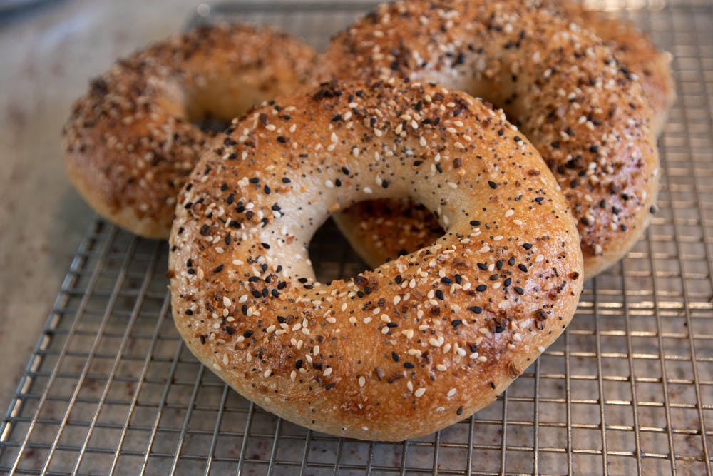 <p>National Bagelfest Day, started by Murray Lender, celebrates the breakfast food on July 26.</p>