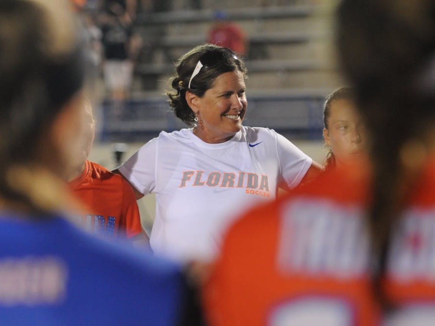 The Becky Burleigh era at Florida will come to an end after the completion of the season.