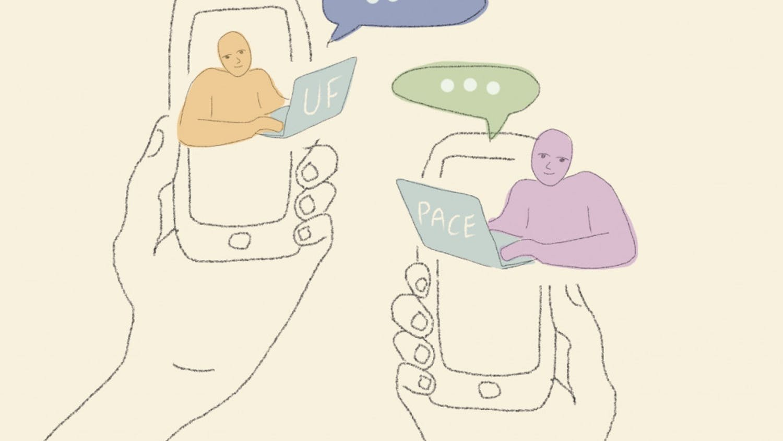 UF Pace Online graphic