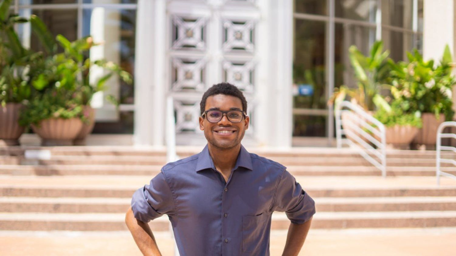 Nate Douglas, an Orlando native and UF economics junior, became Orange County's Soil and Water Conservation District 1 supervisor-elect on Nov. 3.