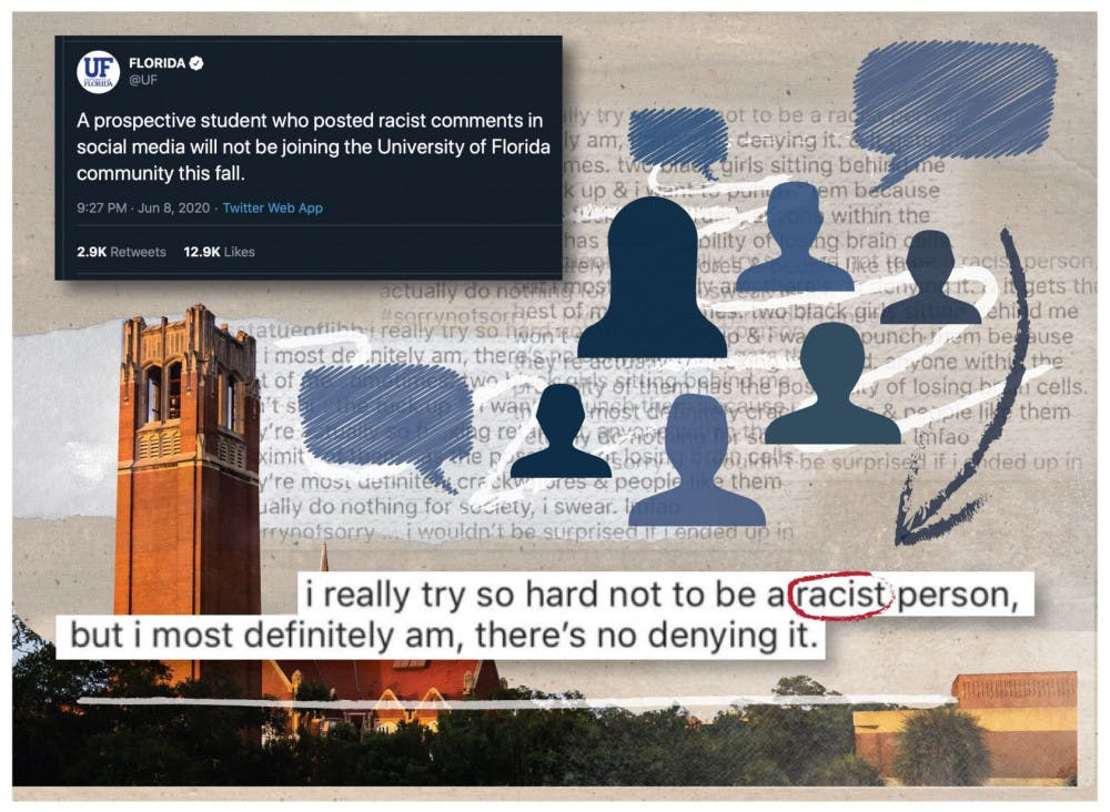 Racism at UF
