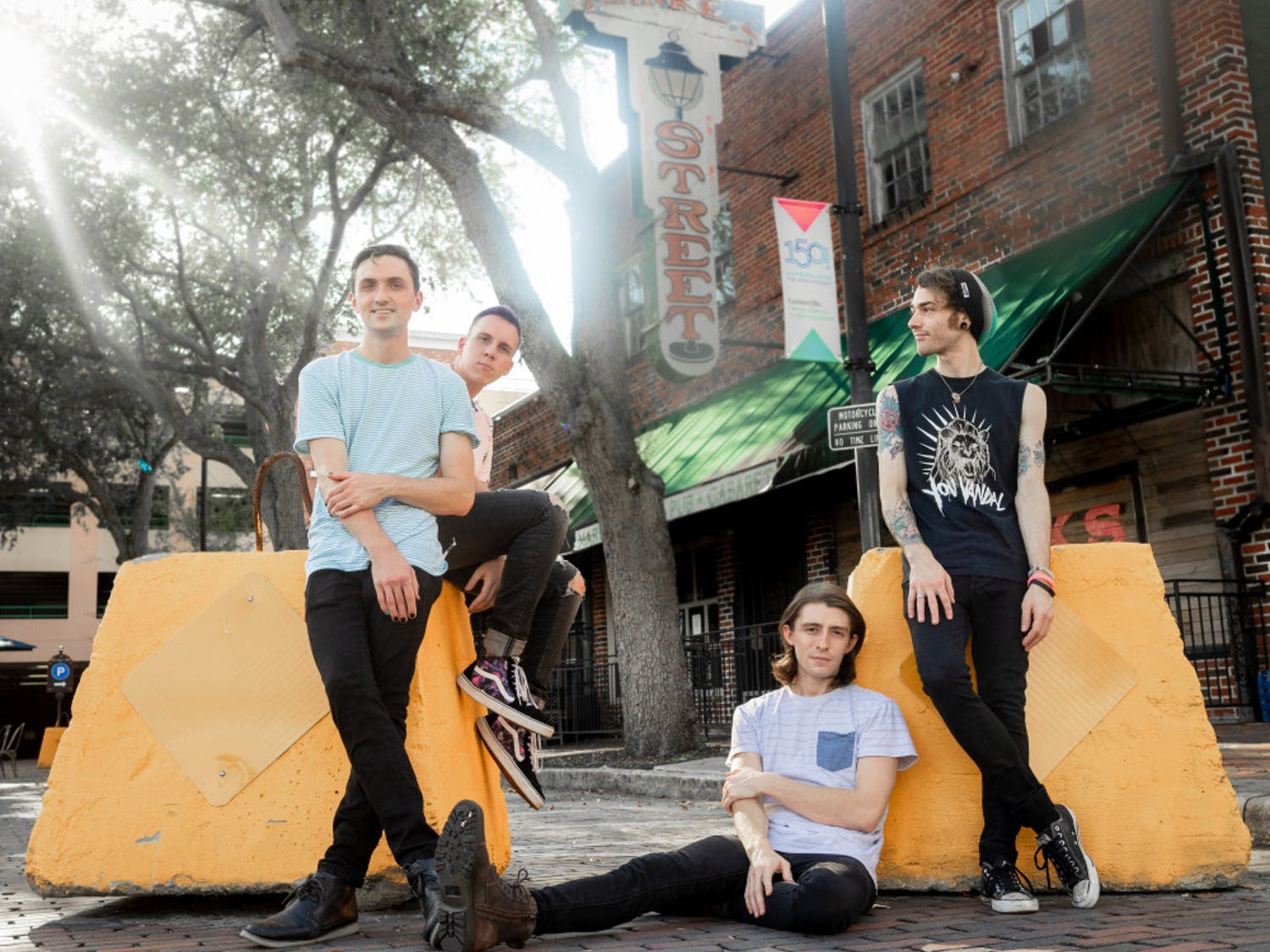 "The Gainesville quartet Arrows in Action is set to release their newest single, ""Honey,"" Tuesday."