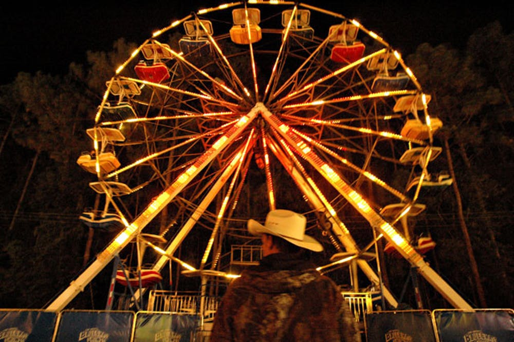 <p>The Alachua County Fair, which was canceled in 2010 for the first time in 40 years due to financial problems, may be moving from its current location in east Gainesville to Newberry depending on a decision from the Alachua County Commission.</p>