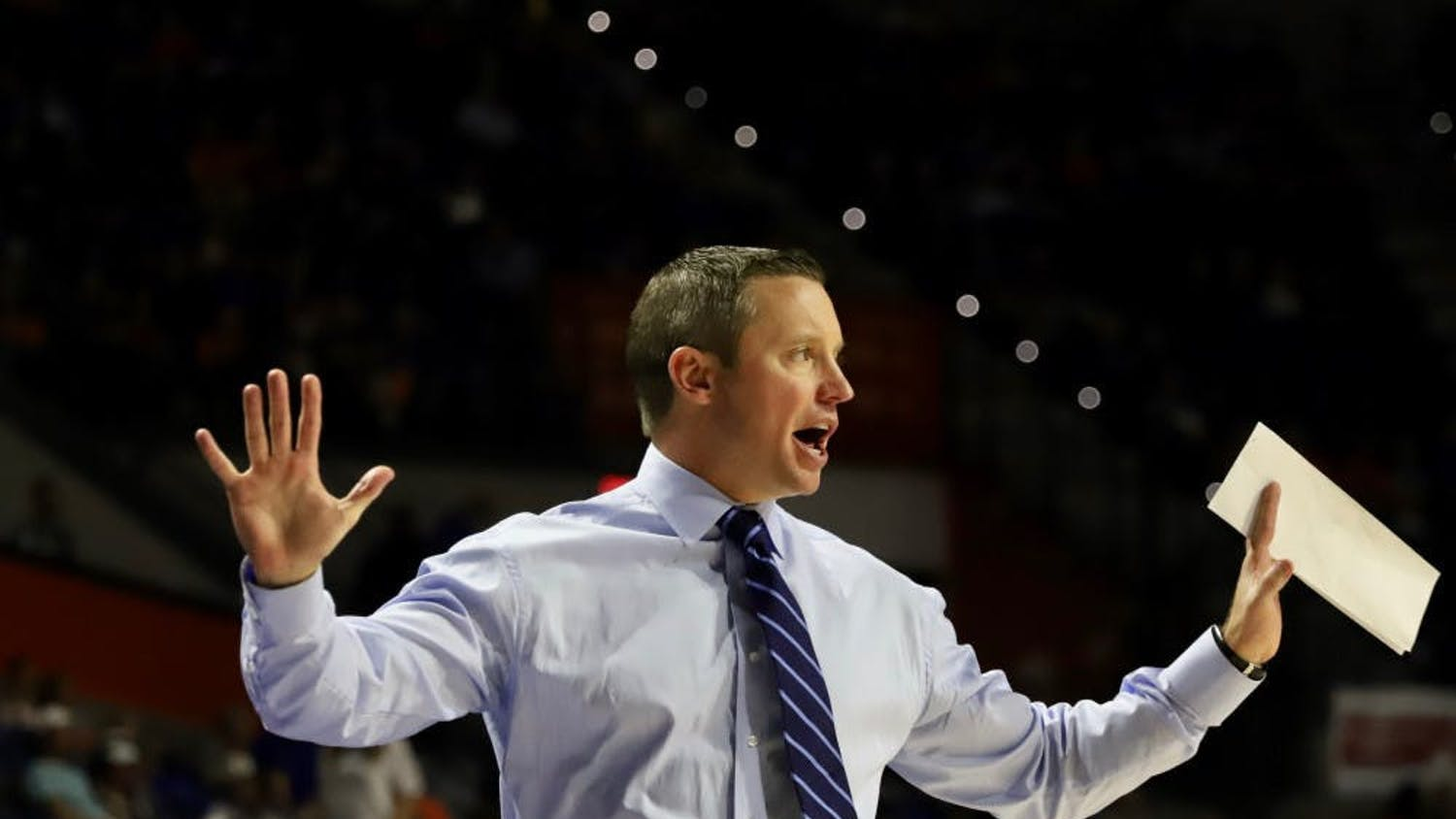 Mike White has coached Florida since 2015.