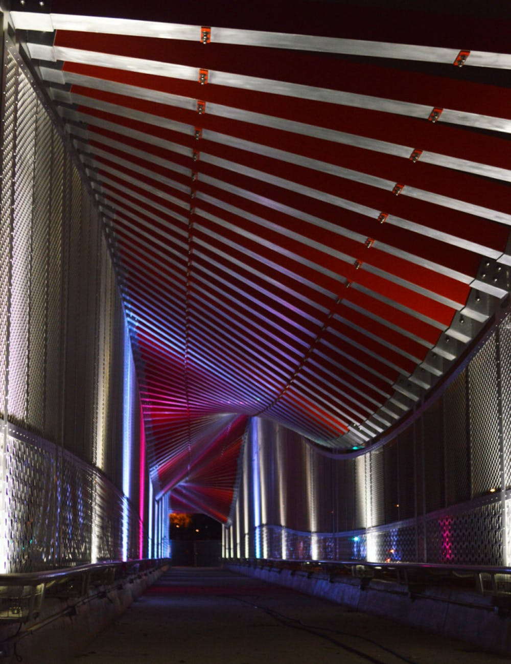 <p>The Southwest 13th Street overpass was delayed due to erosion from Tropical Storm Debby. It's set to open soon.</p>