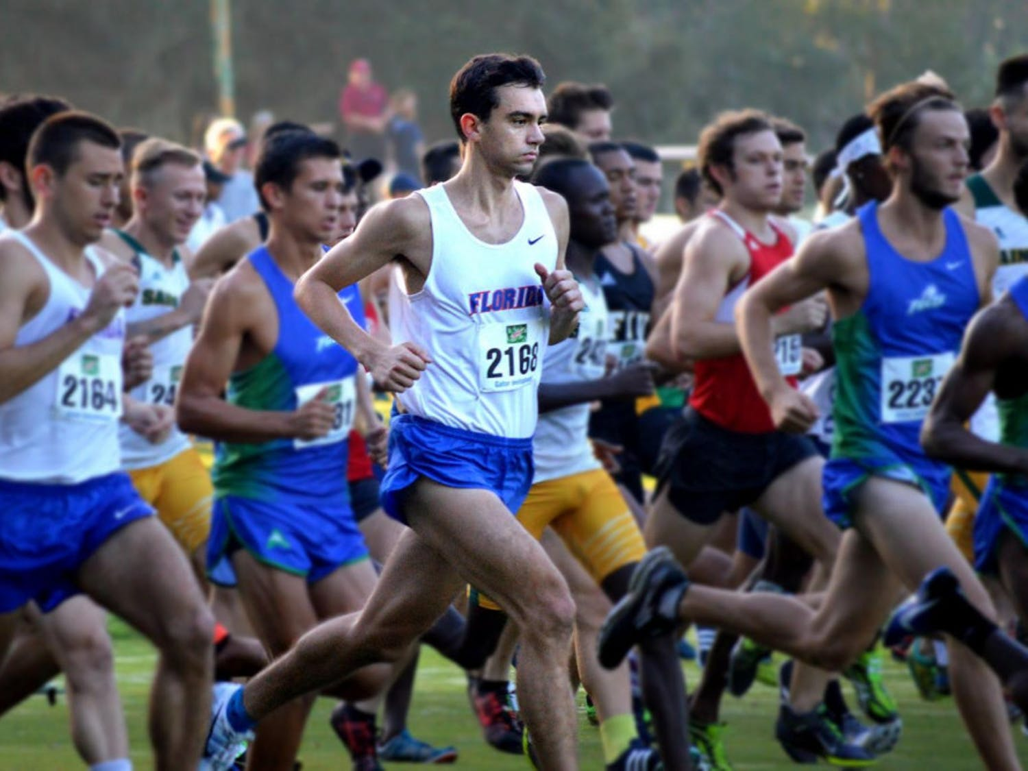 UF enters the season ranked 7th on the men's side and tied for 5th on the women's.