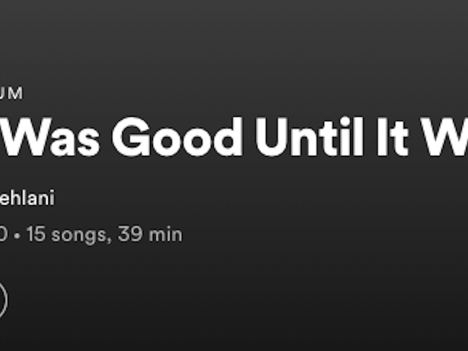 These songs aren't for functional relationships, they're the soundtrack to breaking quarantine to go see someone you shouldn't.