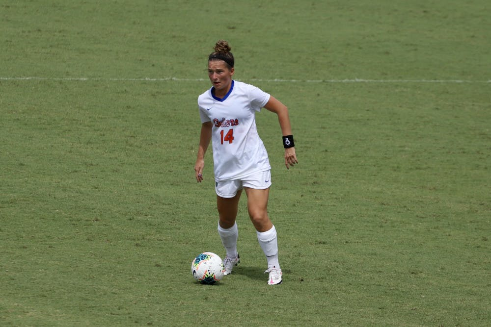<p>The Gators lost, 2-1, in double overtime to the Vanderbilt Commodores Sunday evening. This marks the first time Florida has lost back-to-back SEC matches since 2018.</p>