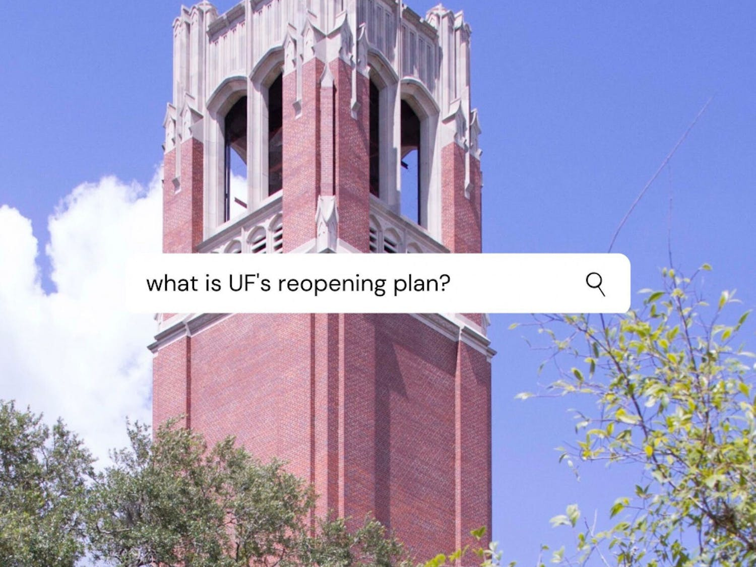 After months of rumors and uncertainty, UF finally released its updated Fall plan on Friday. Read more here.