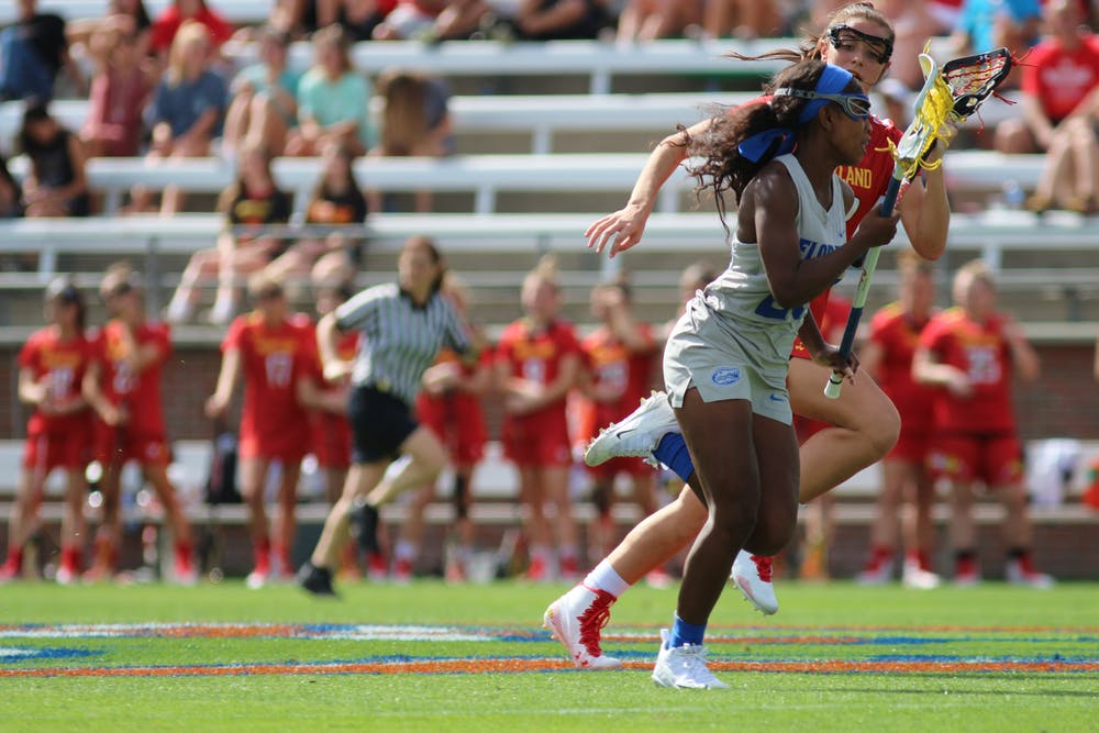 <p>Senior Aniya Flanagan has missed UF's last two games with an undisclosed injury.</p>