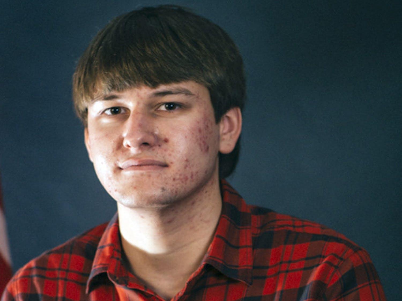 Justin Deese is running for Santa Fe College student body treasurer.