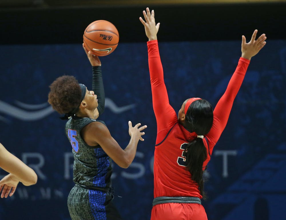 Florida earned its second conference win against Ole Miss Sunday. Photo courtesy to the SEC Media Portal.