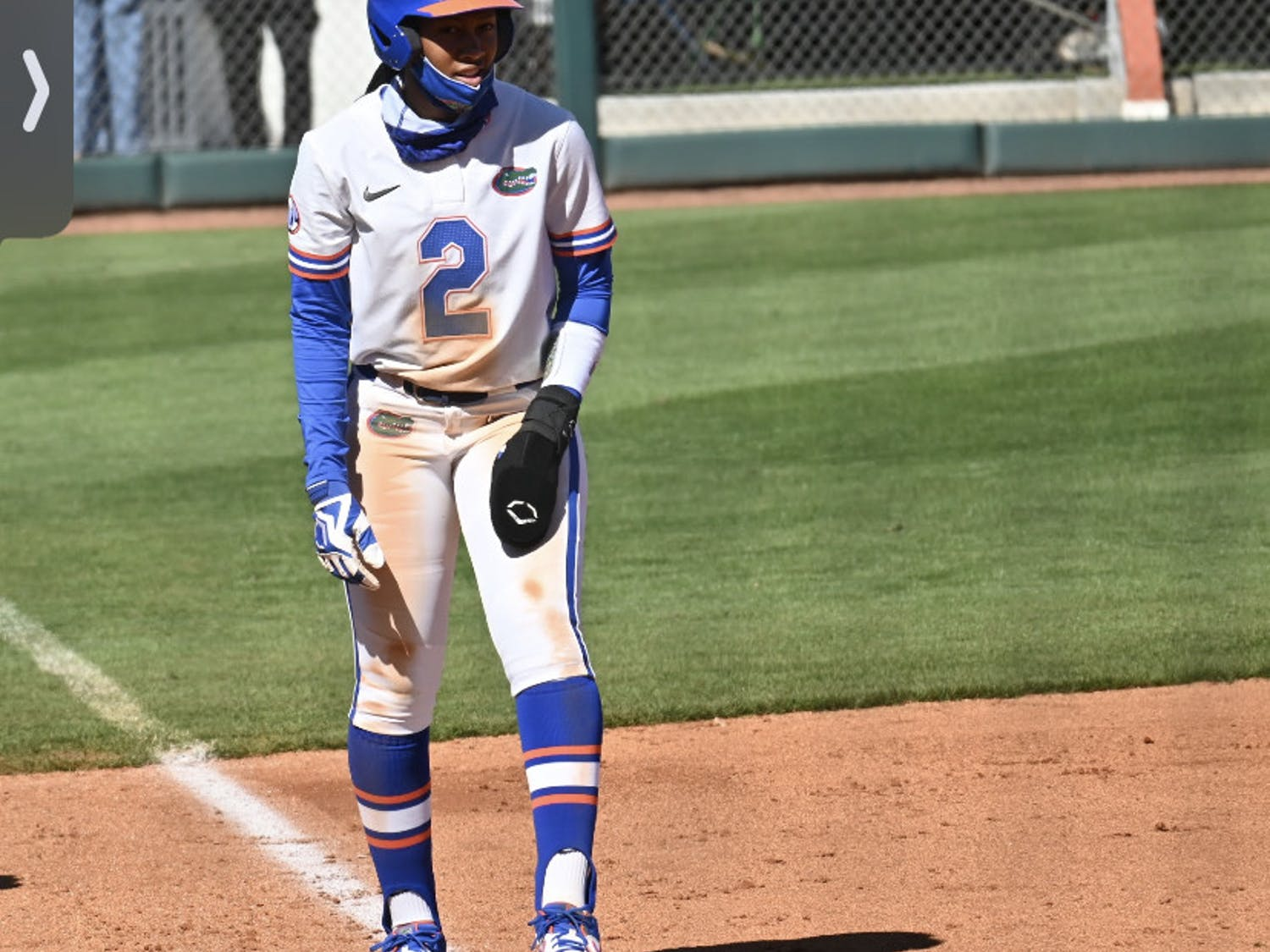 Cheyenne Lindsey salted the game away Saturday against with Louisville with a 2-RBI single down the right-field line.