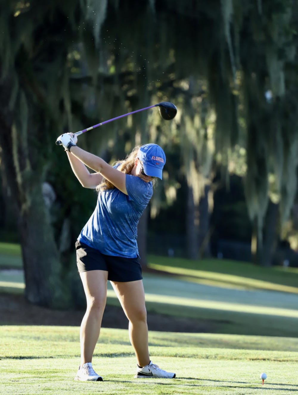 <p>Addie Baggarly (pictured) and Annabell Fuller will tee-off at the Augusta National Women's Amateur Wednesday..</p>